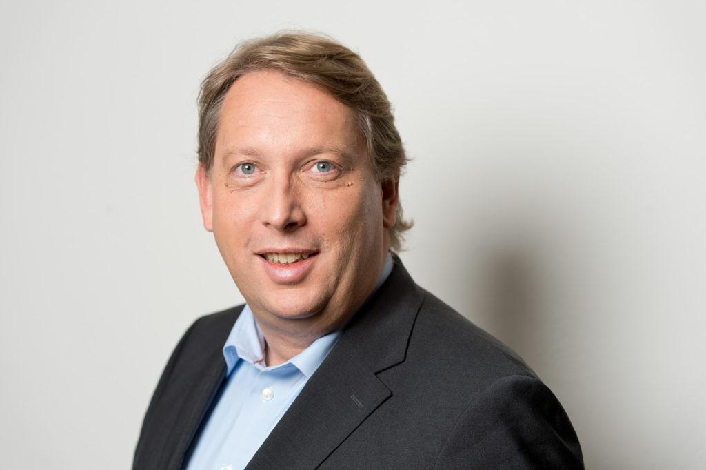 Dipl.-Ing. Joern Trierweiler - Vorsitzender der Geschäftsführung